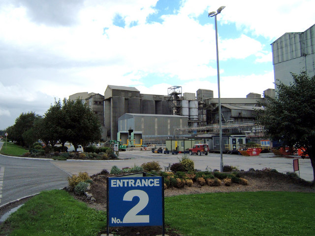 Cemex Plant, South Ferriby