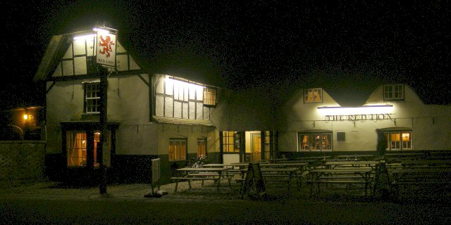 The Red Lion public house, Avebury