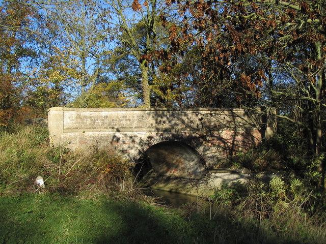 Bridge over River Witham