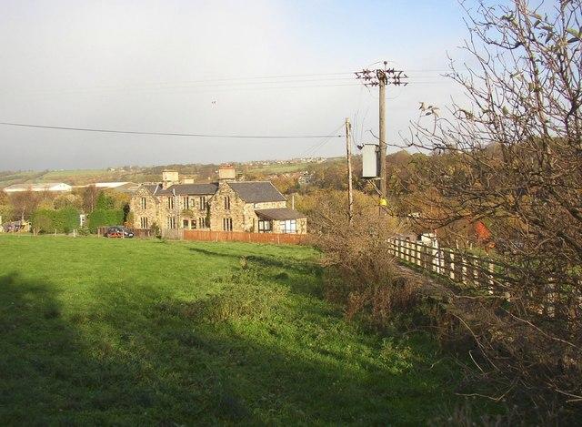 Houses off Helm Lane, Kirkheaton