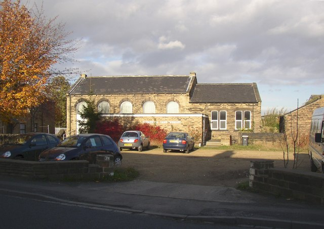 Wesleyan Chapel, Lees Hall Road, Thornhill Lees, Thornhill