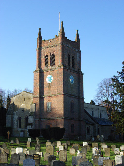All Saints', Crondall
