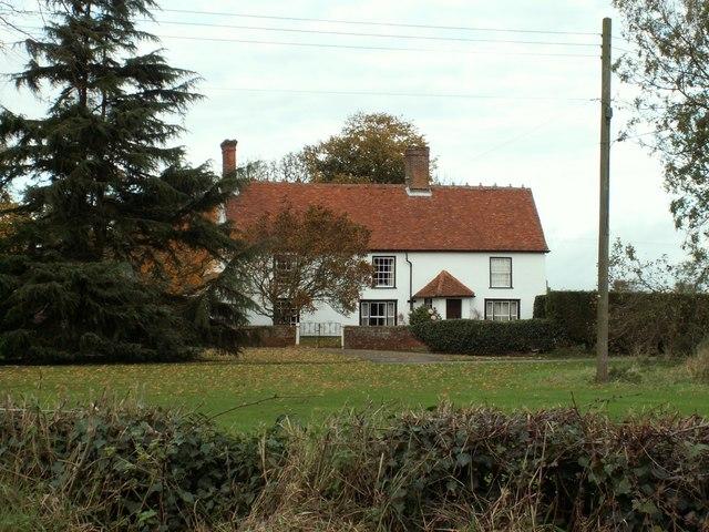 Farmhouse at Coles Green Farm