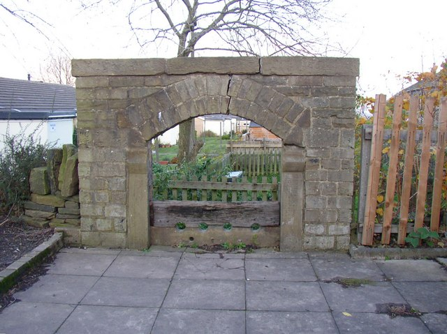 The stocks, Towngate, Southowram