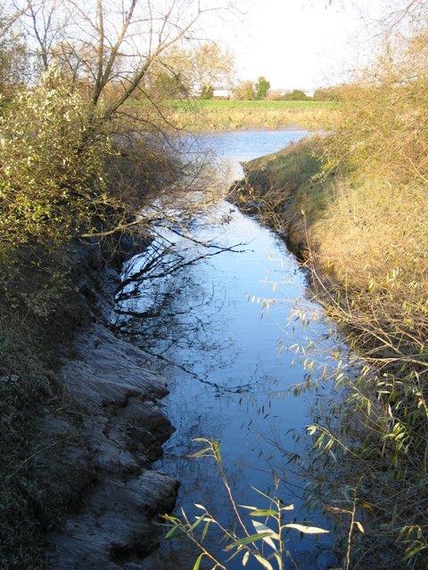 Balderton Brook and the River Dee