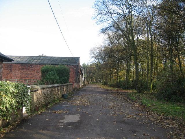 Home Farm, Knowsley Estate