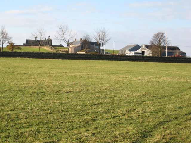 Greymare Hill, Shotley