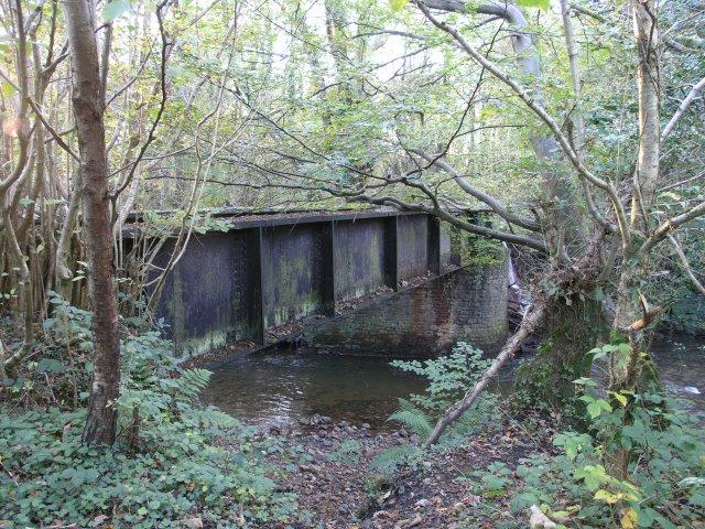 Derelict Railway Bridge