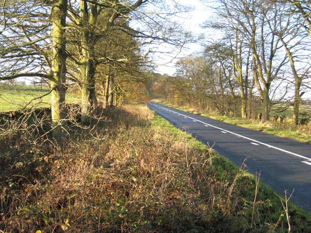 B6278 from Shotley Bridge to Edmundbyers