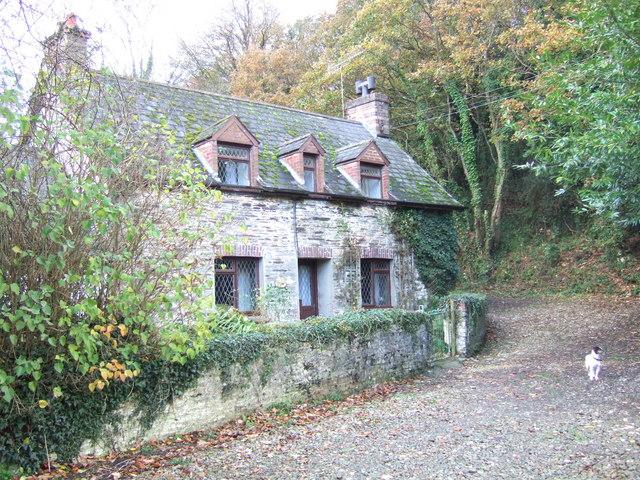 Cottage at Pont Newydd,  Llwyngwair