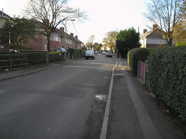Chequer Avenue in Doncaster