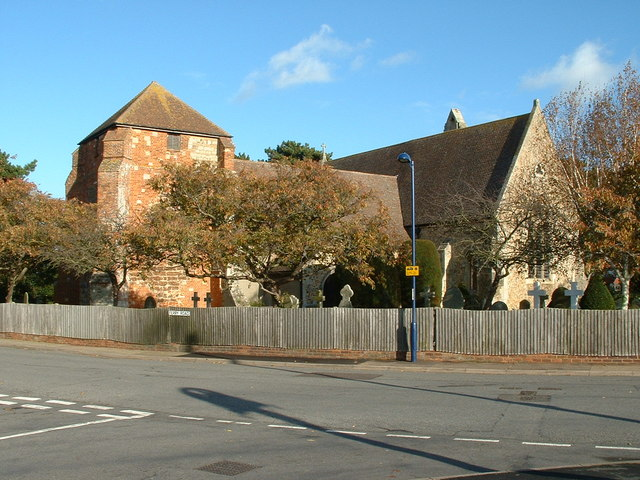 Parish Church of St Peter and St Paul, Felixstowe