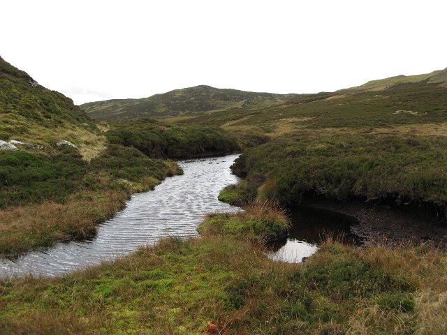 Bogs on Creag Ruadh