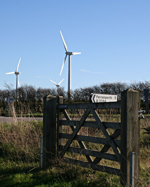 Gate and Turbines