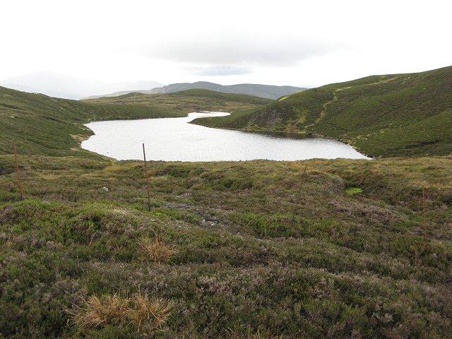 Lochan na Creige Ruaidhe