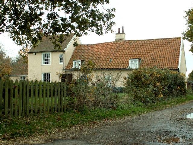 Farmhouse at Potash Farm