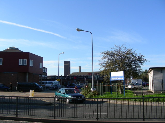 Oldchurch Hospital, Romford