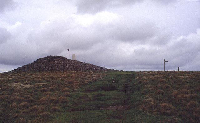 Windy Gyle Summit