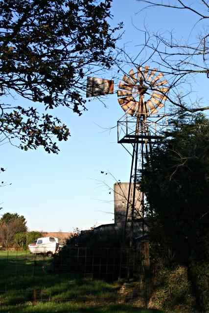 Windpump near Allet