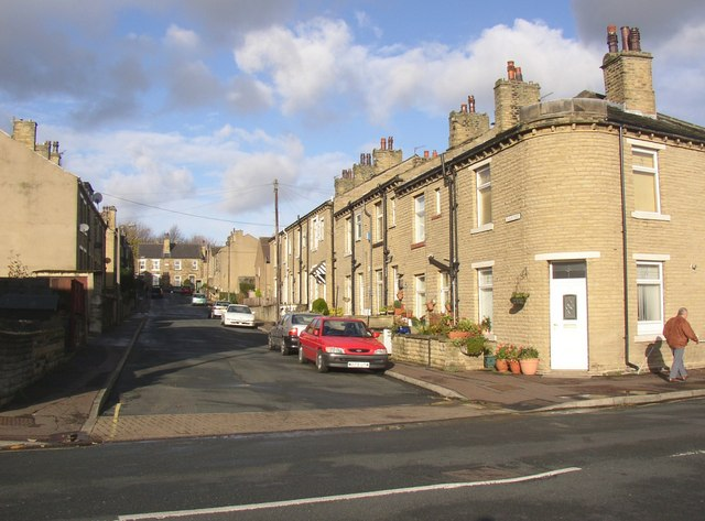Charles Street, Waterloo Road, Brighouse
