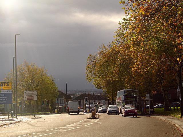 Muller Road Junction