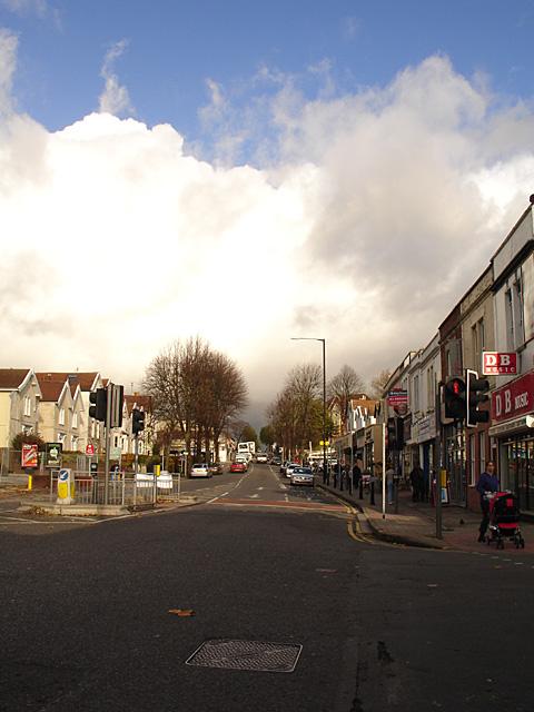 Pig Sty Hill, Bishopston