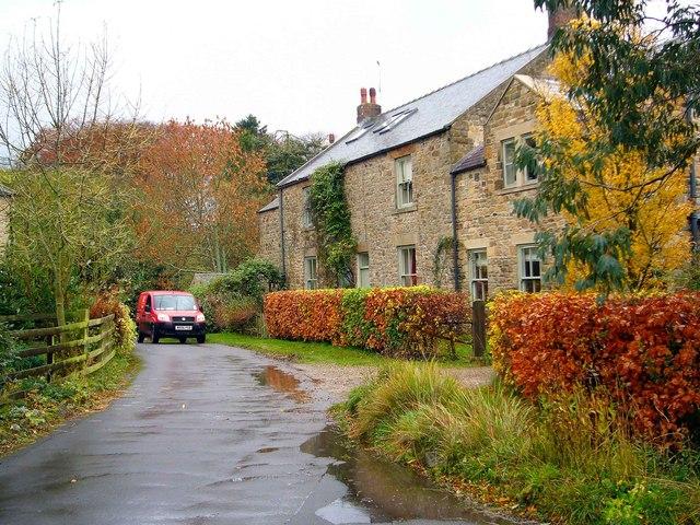Colpitts Grange