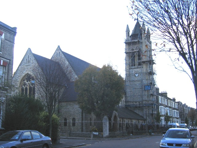 New Testament Church of God, St Saviour's Road