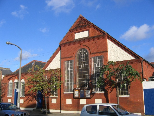 Kings Acre Methodist Church