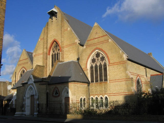 Adventist Church, Santley Street