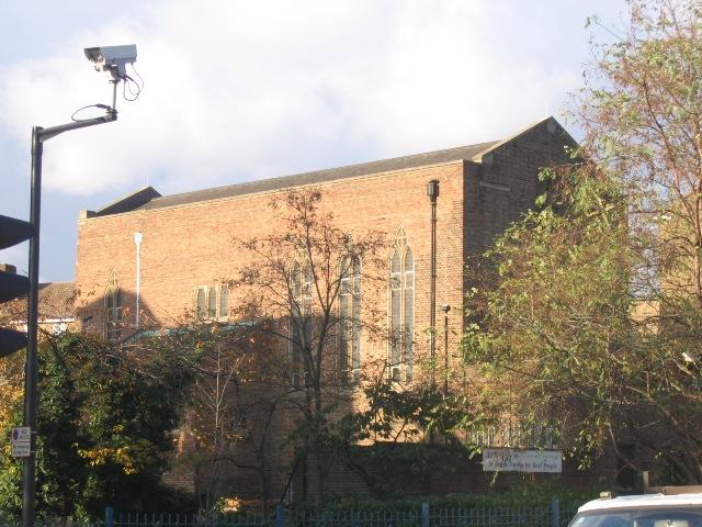 St Bede's centre, Clapham Road