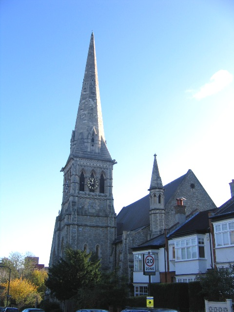 Holy Trinity Church, Tulse Hill