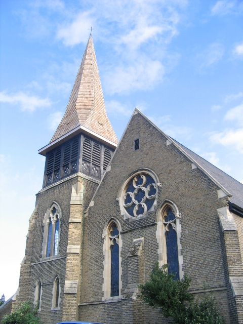 Christ Church, Colliers Wood