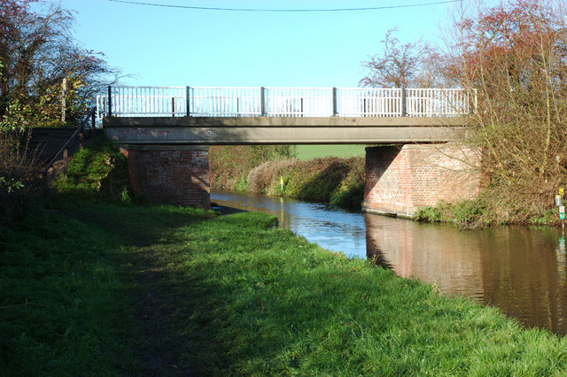 Bridge 18, Arleston