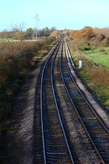 Railway, Arleston