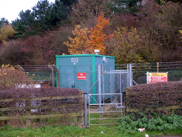Pipeline Monitoring Station
