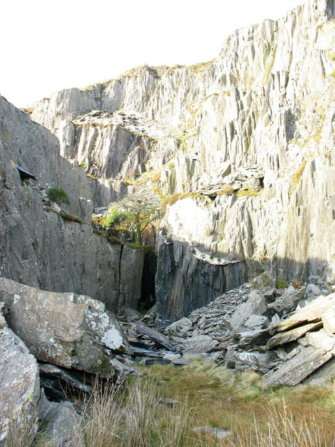 A hidden corner of the quarry