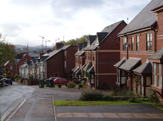 Jesmond Road, Exeter