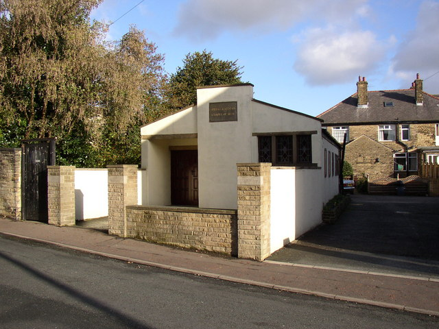 Chapel of Rest, Lightcliffe Road, Brighouse