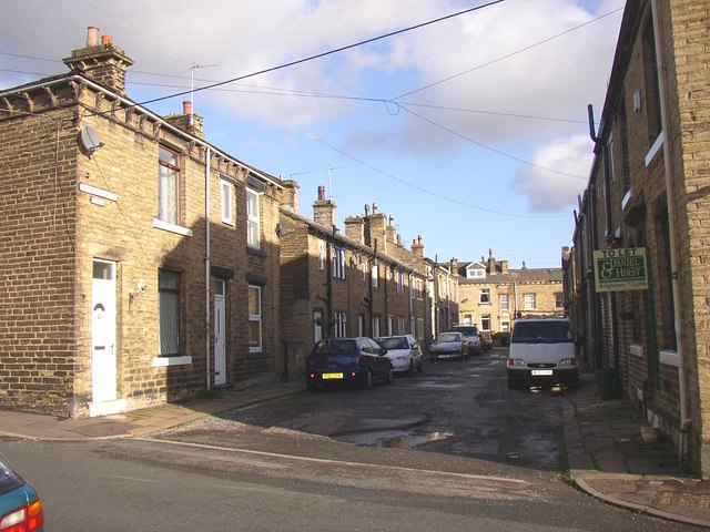 William Henry Street, Brighouse