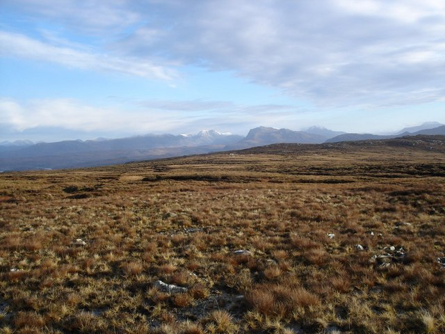 South east ridge of Cnoc Breac