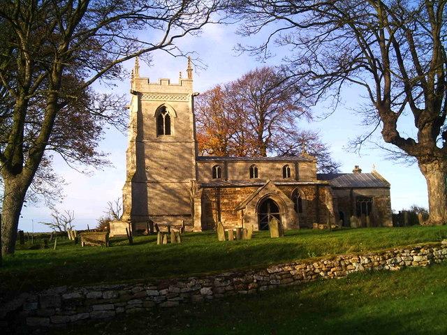 Garthorpe church