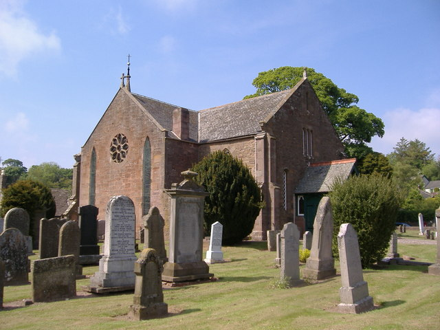 Arbirlot Parish Church