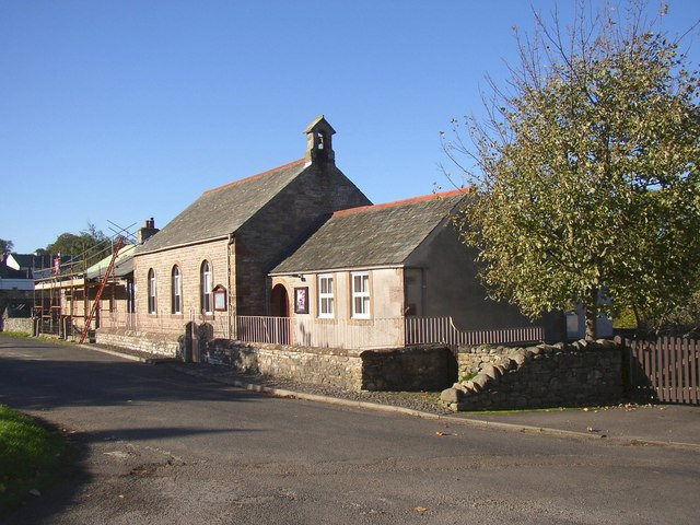 Methodist Chapel, Hesket Newmarket, Caldbeck CP