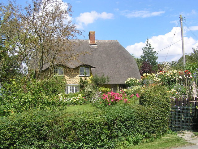 Classic thatched cottage
