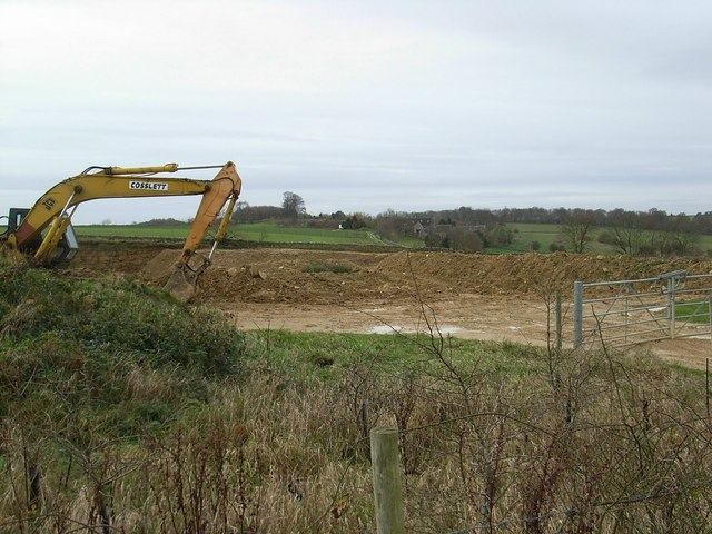 Re-used disused quarry