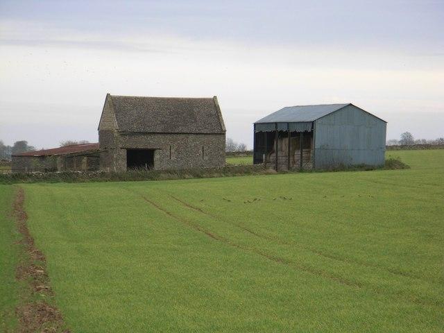 Tithingmead Barn(s)