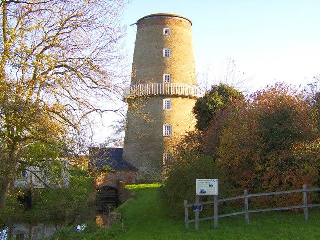 Little Cresingham Mill