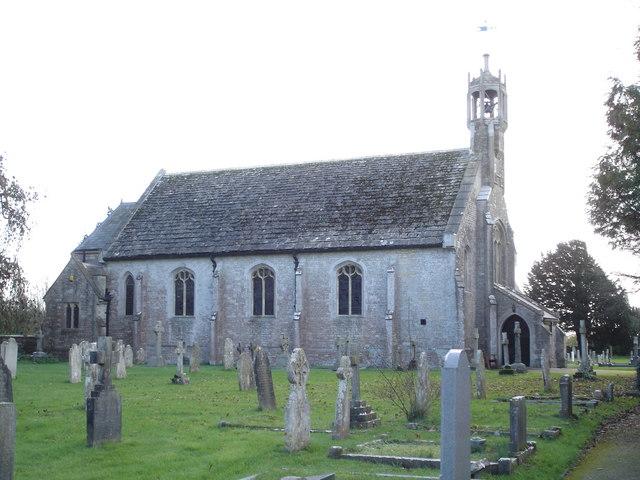 St John the Evangelist Church, Holdenhurst