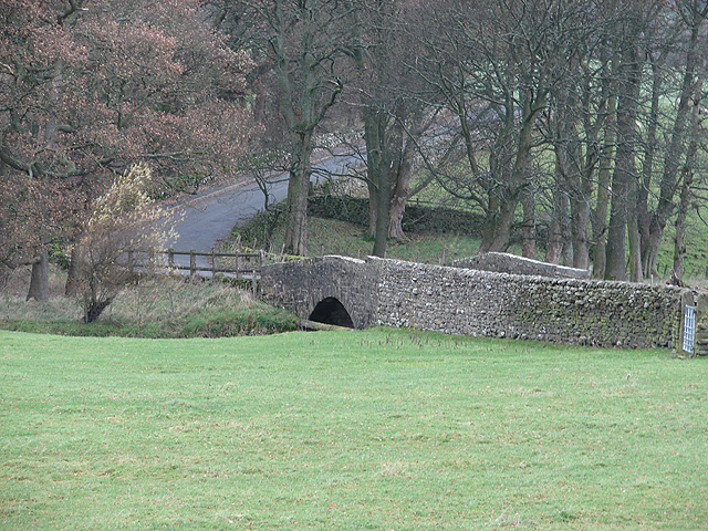 Bridge over Crook Beck